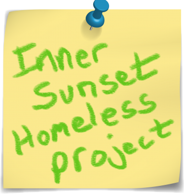 Homeless Project Post-it